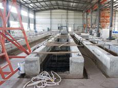 生产亚克力水池