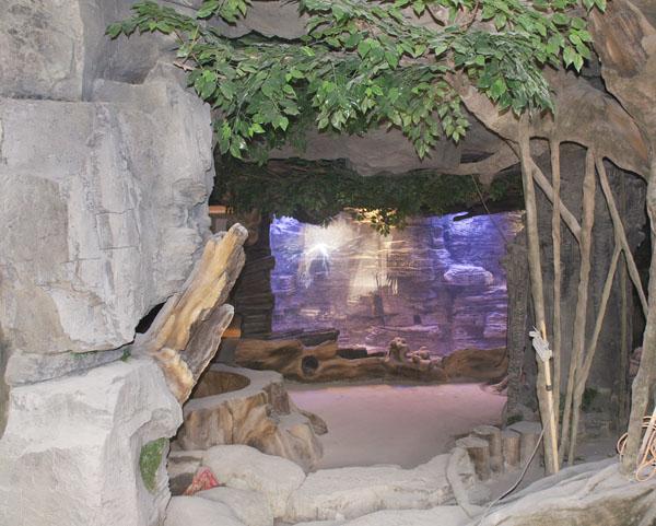北京康城别墅鱼缸